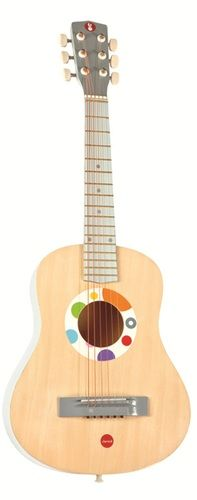 Janod Large Guitar $59.99 - from Well.ca
