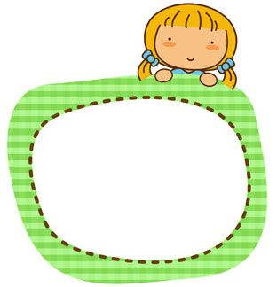 simple scrapbooking for scool | The difference from other picture frames, Pigtails frames are not your ...