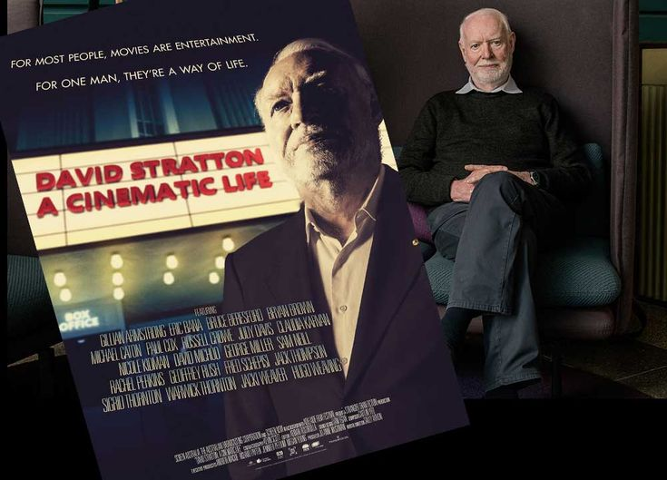 The new film, David Stratton: A Cinematic Life will be released on 9 March 2017 and thanks to Transmission Films we have 10 double passes to give away!
