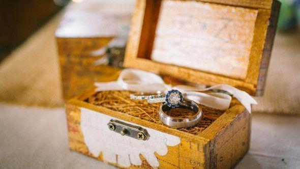 Apple Orchard Indiana Barn Wedding - Rustic Wedding Chic