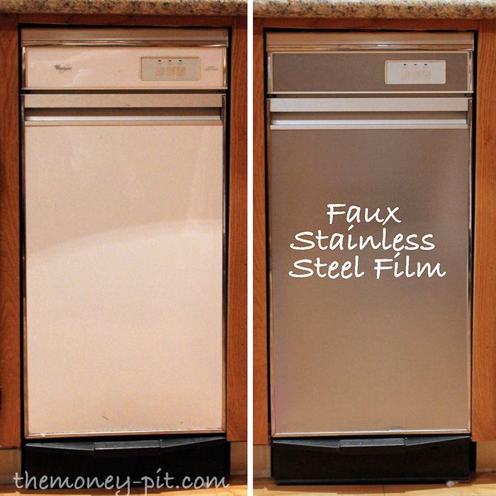 1000 Ideas About Cheap Kitchen Updates On Pinterest: 1000+ Ideas About White Appliances On Pinterest