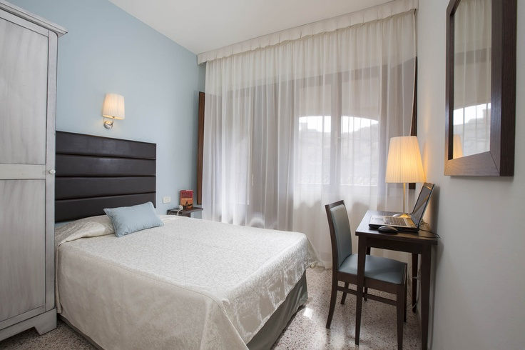 camera singola hotel alma domus siena