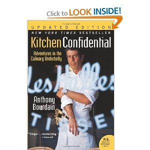 Kitchen confidential by anthony bourdain my fave chef bio for R kitchen confidential
