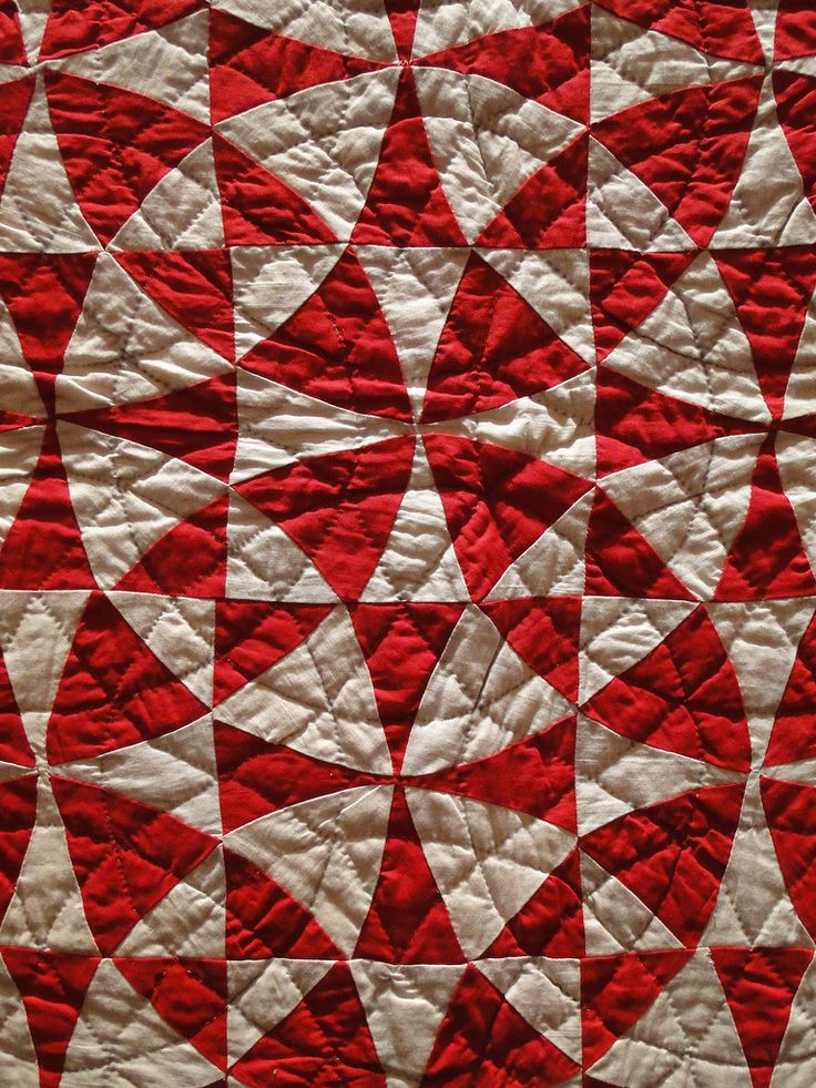 285 Best Red And White Quilts Images On Pinterest