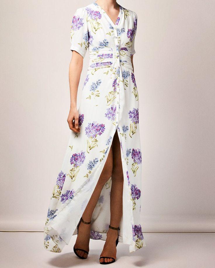The Sofia Dress Hortensia