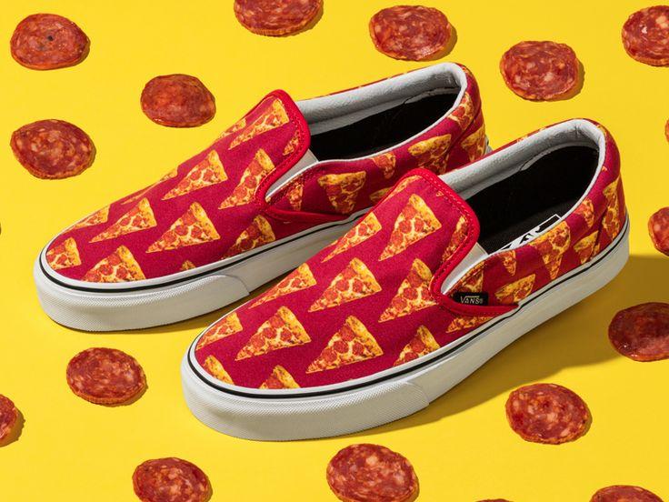vans pizza