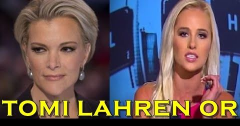 Petition Sign up : Conservatives demanding Tomi Lahren || Remove Megyn Kelly and Bring Tomi Lahren