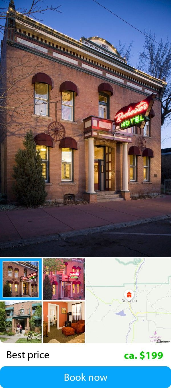 Leland House And Rochester Hot (Durango, USA) – Book this hotel at the cheapest price on sefibo.