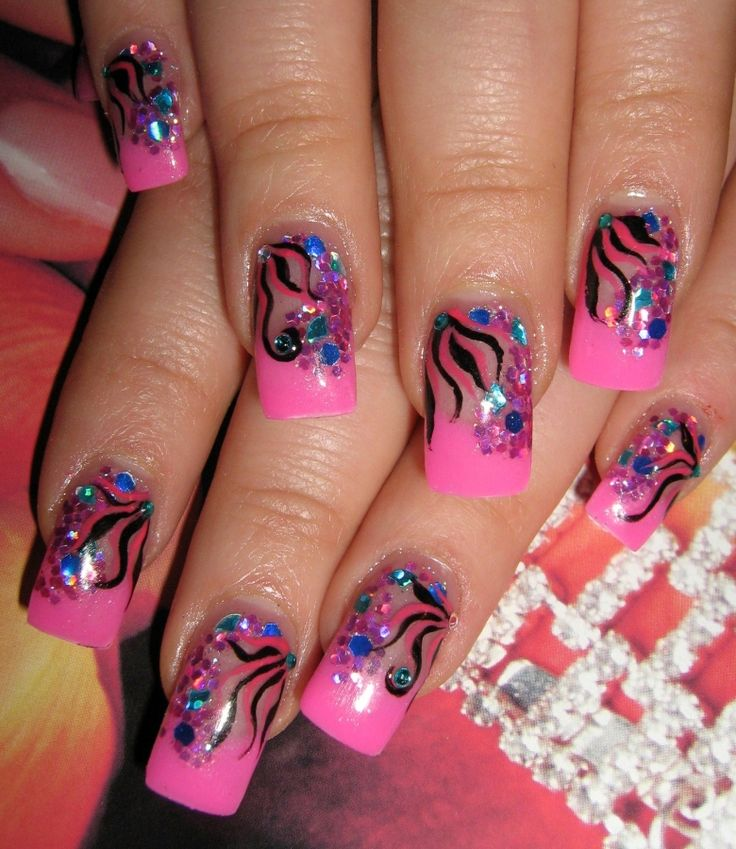 51 best nails images on pinterest beautiful flower and health nail art designs simple party nail designs nails nailarts naildesign fashion prinsesfo Choice Image
