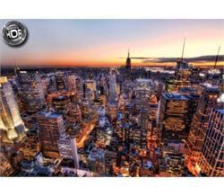 Educa 3000 Parça Puzzle Manhattan Sunset,New York