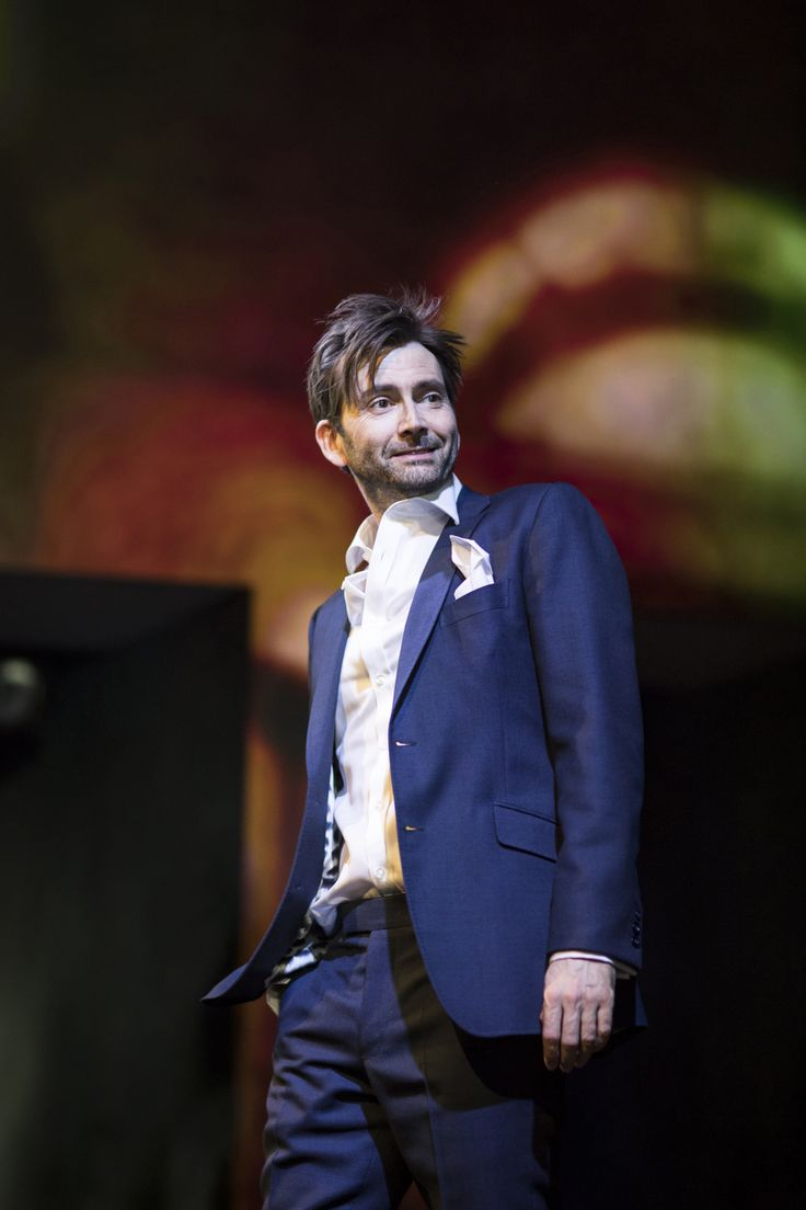 """pipertennant: """"  First look at David Tennant and cast of Don Juan in Soho The Broadchurch actor returns to the West End in Patrick Marber's play """""""
