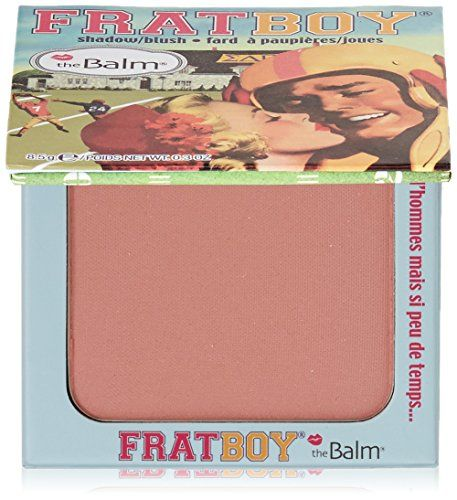 theBalm ShadowBlush FratBoy -- More info could be found at the image url.Note:It is affiliate link to Amazon.
