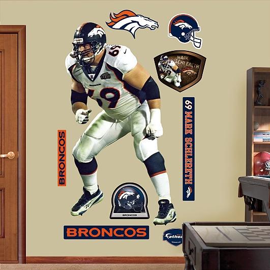 Mark Schlereth, Denver Broncos