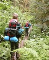 Take her backpacking overnight & show her what God really gave us (miles from paved roads, power lines & cell towers:) Make her carry her own pack. ;)Hikes Camps, Local Hiking, Deficit Disorder, Nature Deficit, Backpacks Overnight, Pave Roads, Cell Towers