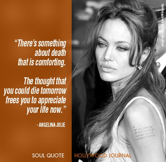 Angelina Jolie's Quotes About Her Family   POPSUGAR Celebrity