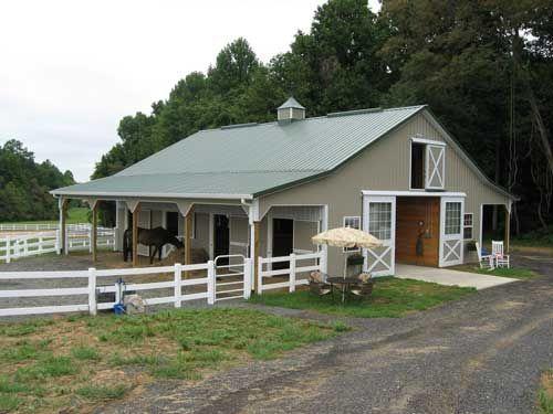 De 389 b sta the red barn bilderna p pinterest for Horse farm design