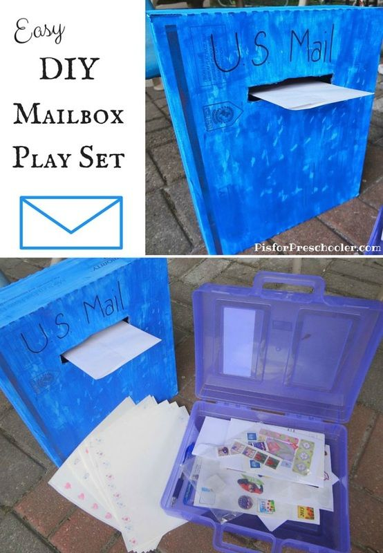 preschool mailbox 17 best images about preschool mail carriers on 165