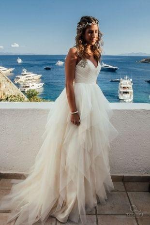 Beach Wedding Dresses San Diego