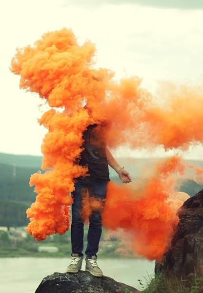 Best Smoke Photography Ideas On Pinterest Smoke Bomb - Attaching colourful smoke to drones has spectacular results
