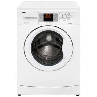 Beko EcoSmart ECOWMB81445LW Freestanding Washing Machine - White Product Image