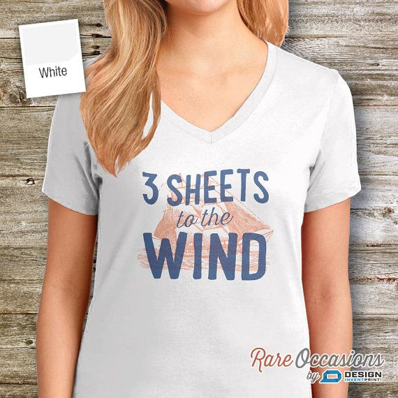 Sailing Shirt or Gift For Sailors, Sailing T Shirt, Nautical Shirt, Beach Shirt…