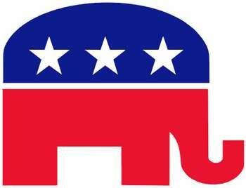 3d model republican elephant symbol  |Republican Party Elephant