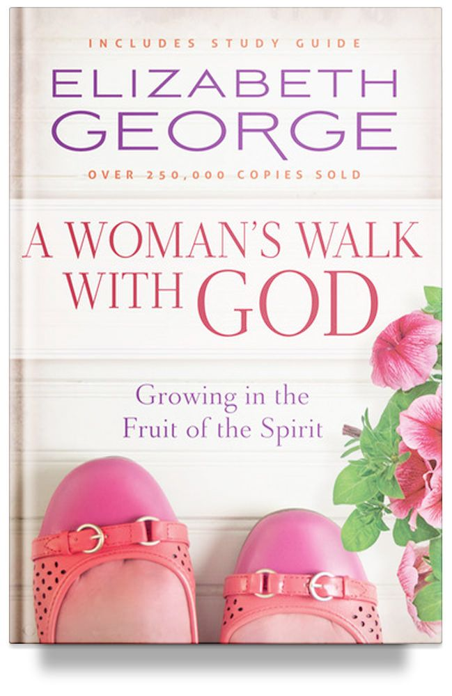 """I've passed along books to my adult-aged granddaughter for years with little response. However, upon her visit last year, I gave her ""A Woman's Walk with God."" The Lord was speaking to her through this book. She has wonderously come to the Lord and is walking with Christ, thanks to the mentoring messages in Elizabeth's books."" Francis in MS  Pick up a copy for yourself or as a gift!"