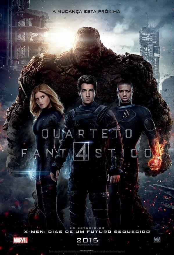 Filme Quarteto Fantástico Dublado. Assistir Online grátis e AGORA! É só entrar e dar o play para o Filme começar.