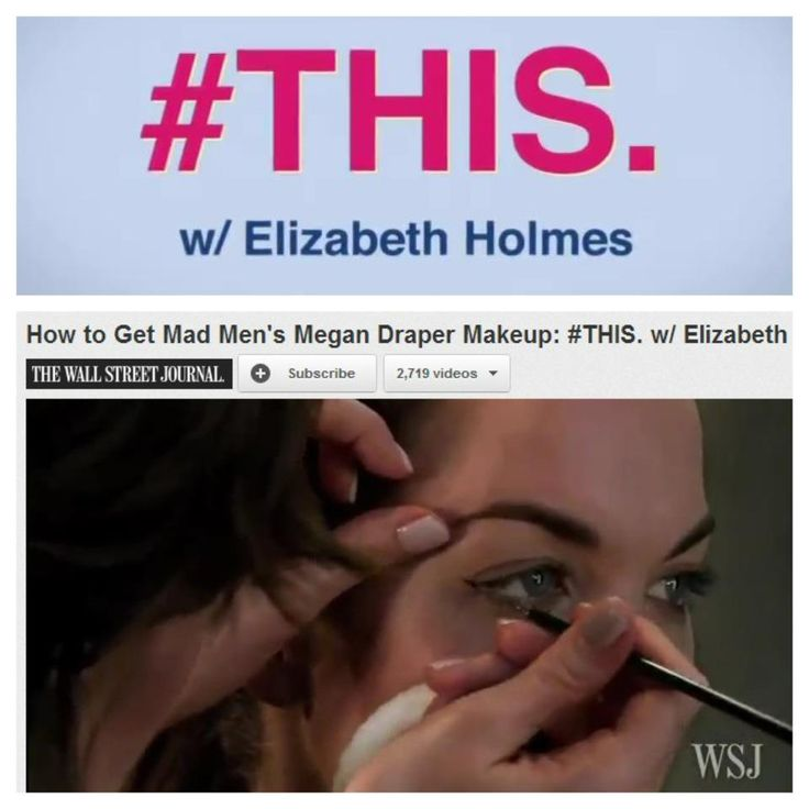 How to Get Mad Men's Megan Draper Makeup: #THIS. w/ Elizabeth Holmes: Eye Candy, Halloween Costume, Party Eyes, Draper S Cat, Cat Eyes, Megan Draper, Eye Worthy, Draper Makeup, How To Get