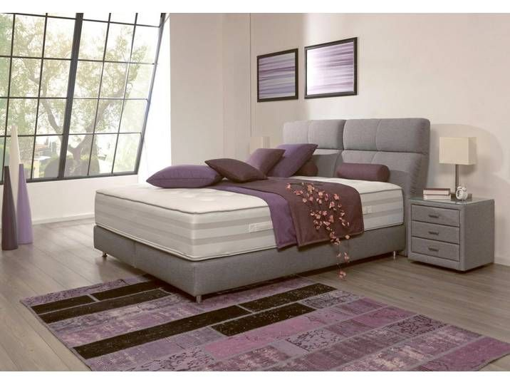 Taschenfederkernmatratze Weiss 81 100 Kg 7 Zonen 1x 100x200cm 7 Liegezonen Superior Tf 1000 Ada Premium Boxspringbett Bett Matratze