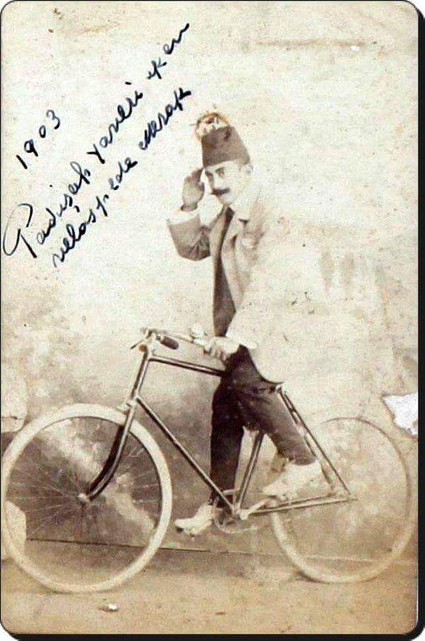 Postacı (1903) #istanbul #istanlook #birzamanlar #oldpics #life #hayat