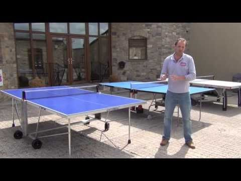 MD Sports Official Tournament Tennis Table, Size 4 | #external  #SportingGamesEquipment