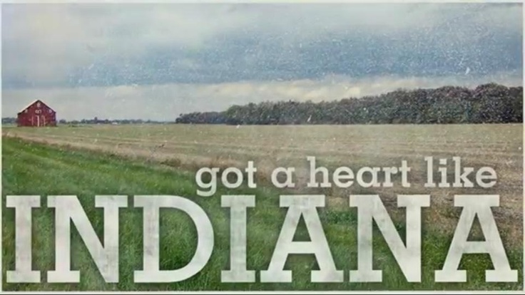 I'm proud to be an Indiana girl. :)