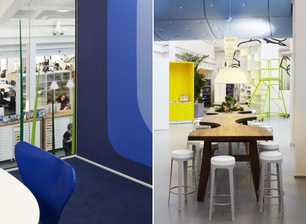 LEGO Office – the new headquarters of the LEGO Company in Billund (Denmark) › CuteDecision