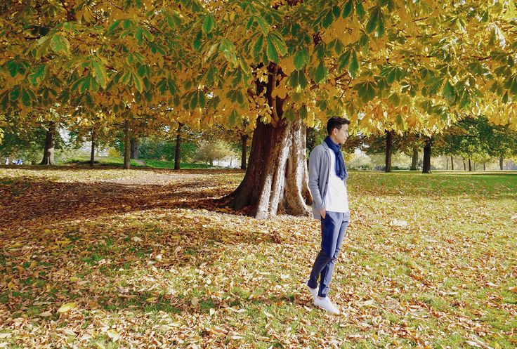 Autumn Tales from London by Amé Story