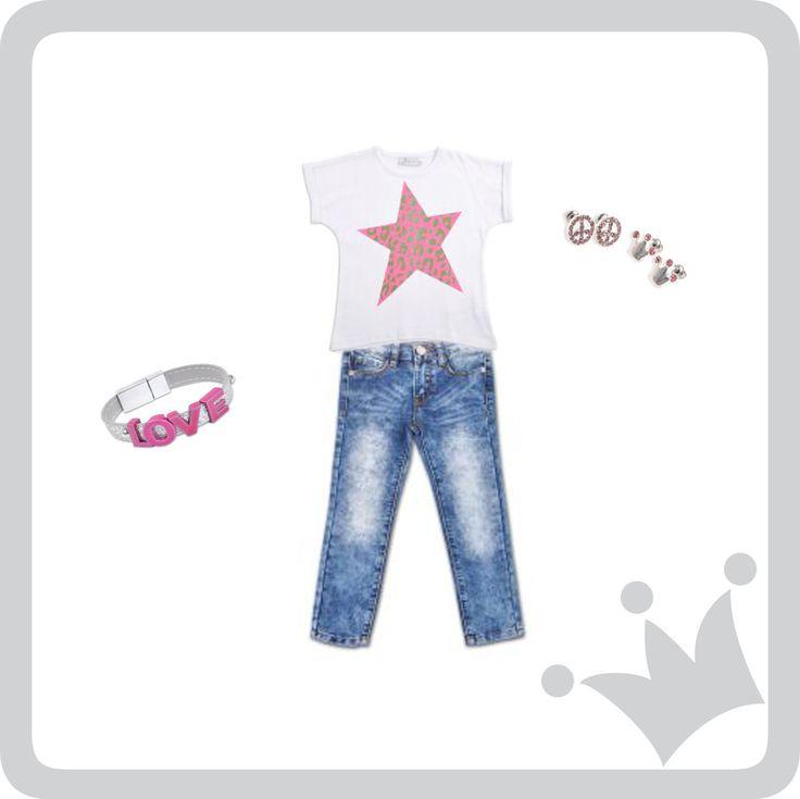 Prendas y accesorios que se complementan muy bien entre sí y forman el #Outfit perfecto.