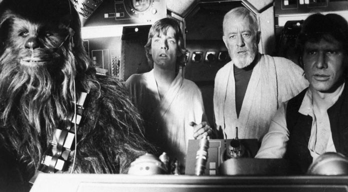 Record breakers like Star Wars, and movies that will have your heart racing like Alien--this is movie Plenty's top 10 sci-fi movies list.