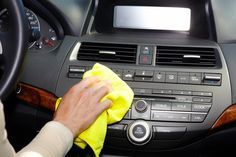 How to Polish Your Car's Interior | The Ultimate Guide to Cleaning & Organizing Your Car