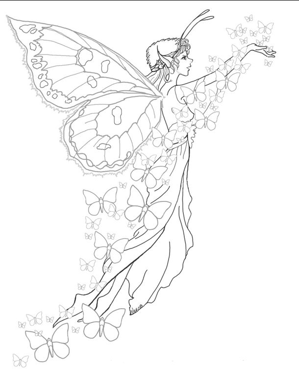 24 best free fashion coloring book images on pinterest coloring hard coloring pages of fairies