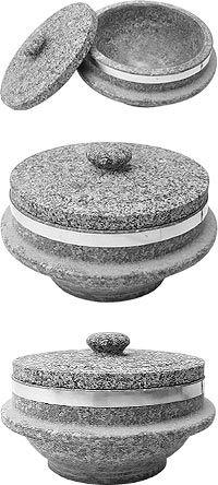 Korean Stone Bowl - i really really really want some