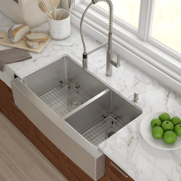 Best 25 Deep Kitchen Sinks Ideas On Pinterest  Undermount Sink Stunning Stainless Kitchen Sinks Design Ideas