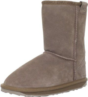 EMU Australia Wallaby Classic Lo Boot (Toddler/Little Kid/Big Kid) EMU