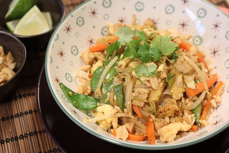 Dagen Zonder Vlees: pad thai