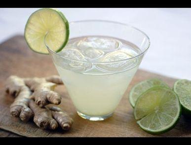 Zázvorová limonáda