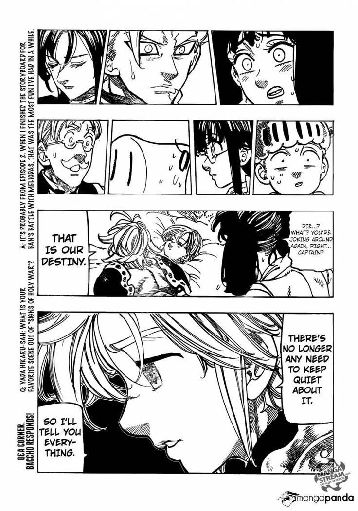 Nanatsu no Taizai 223 - Read Nanatsu no Taizai ch.223 Online For Free - Stream 3 Edition 1 Page All - MangaPark