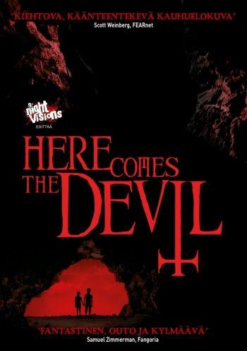 Here Comes the Devil 9,95€