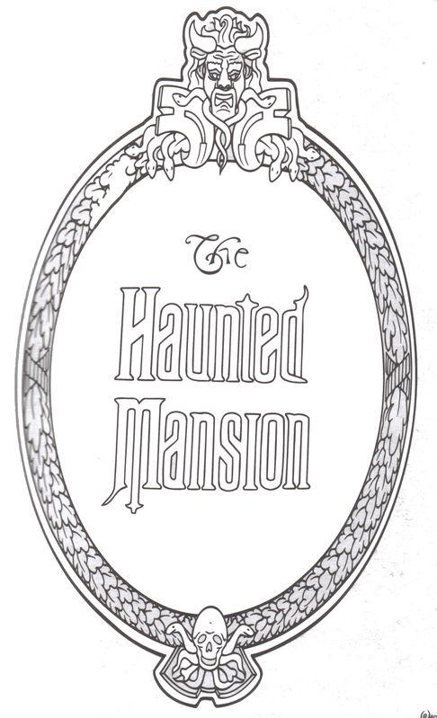 Disney's Haunted Mansion Art | New Orleans Square Haunted Mansion - Disneyland & Walt Disney World ...