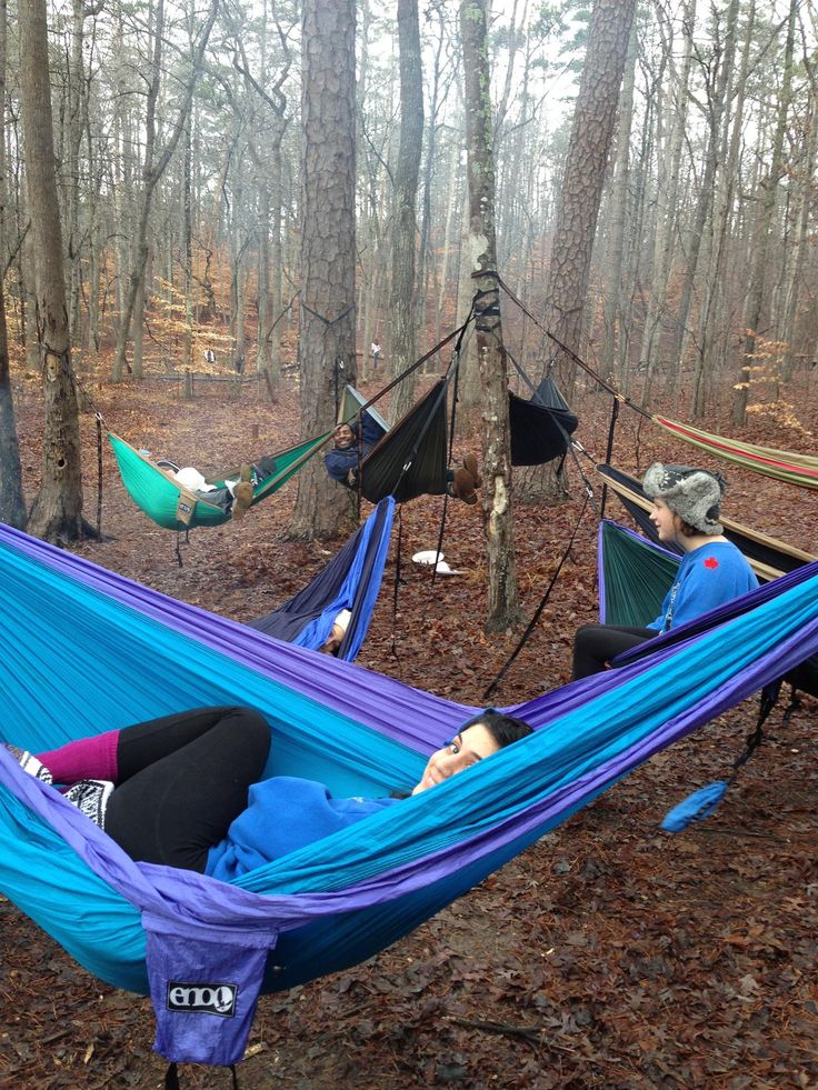 Cecilia Radmard - King's Mountain Rustic Camping, NC I want to do this one day!