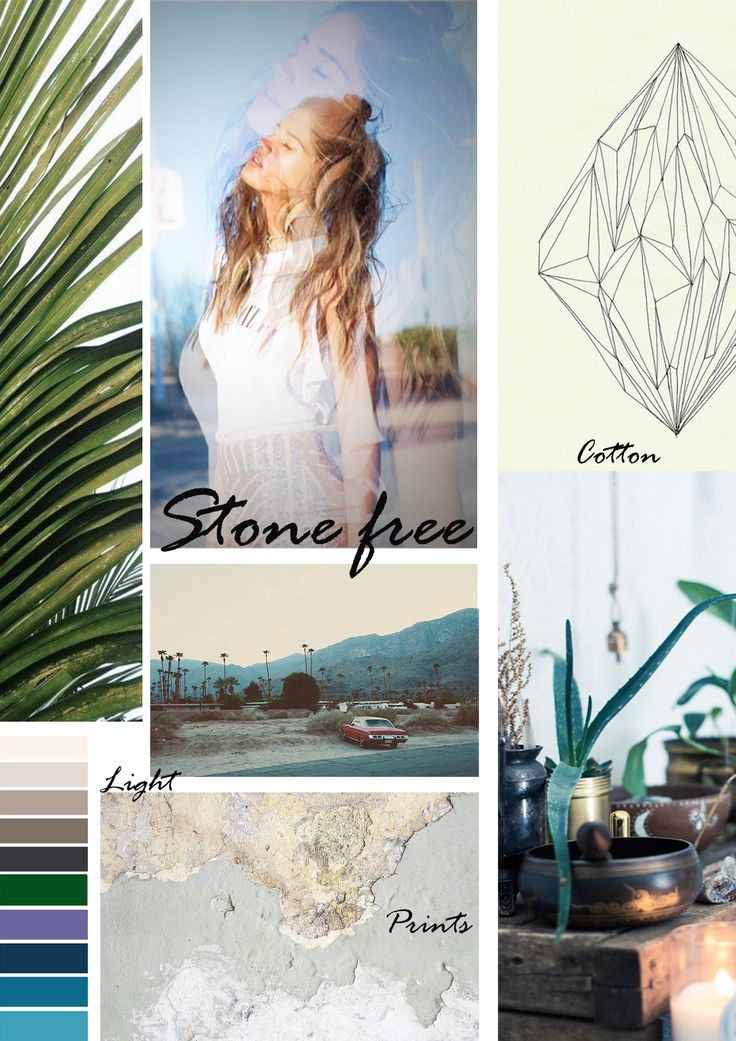 Concept ideas for my final collection #stonefree #awandererontheroad