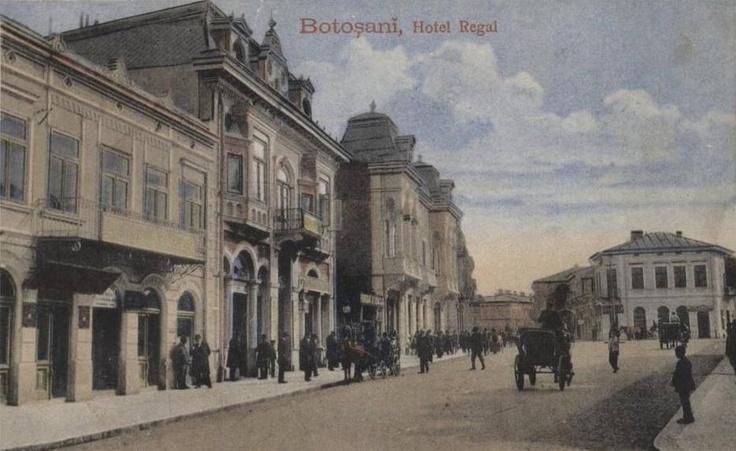 Botosani - Hotel Regal anii '20